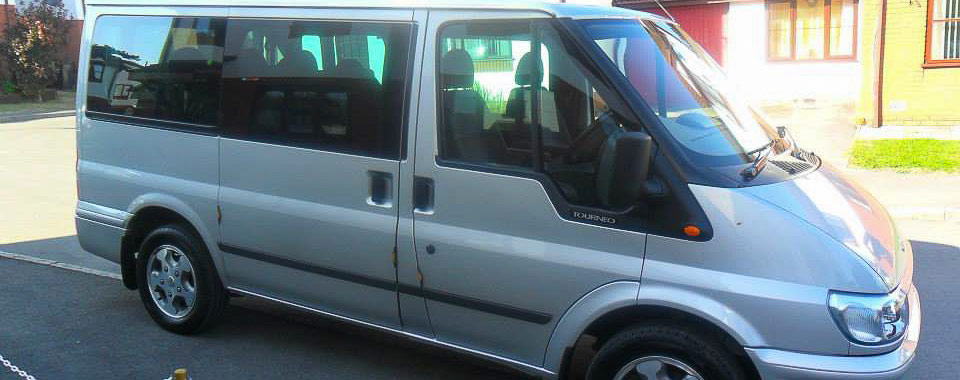 Green Days Day Care Transport - Minibus